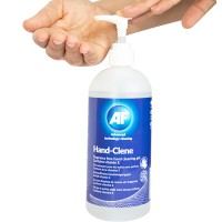 Antibakteriāls roku dezinfekcijas līdzeklis ar E vitamīnu 500ml