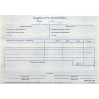Sąskaita faktūra, A5, 2x50  0720-042,  (175-02)