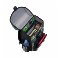 Backpack for beginners ERICHKRAUSE TRACK CAR, multicolor