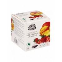 Žolynėlis mango un zemeņu tēja 27g (1,5gx18),  (4770161100777)