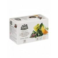 Žolynėlis tēja piparmētras un citruss 50g (2,5g x20),  (4770161099811)