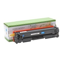Alternatīvā tonerkasete Static Control HP CF401X / Canon CRG 045H Cyan, 2300 p.,  (CH/002-01-SF401X)