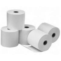 Cash Register Thermal Paper Roll Tape, 8pcs (805512-T), width 80mm, length 40m, bushings 12mm, maximum diameter 55mm, 48gsm (805512-T)