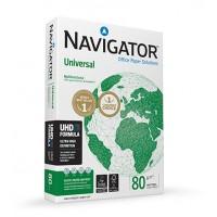 Biroja papīrs NAVIGATOR A klase, 80 g/m2, 500 loksnes